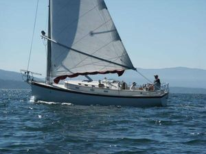 Used Hinterhoeller Nonsuch 30 Cruiser Sailboat For Sale