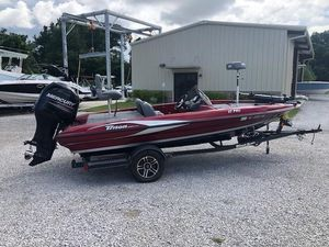 Used Triton 17 Pro Freshwater Fishing Boat For Sale