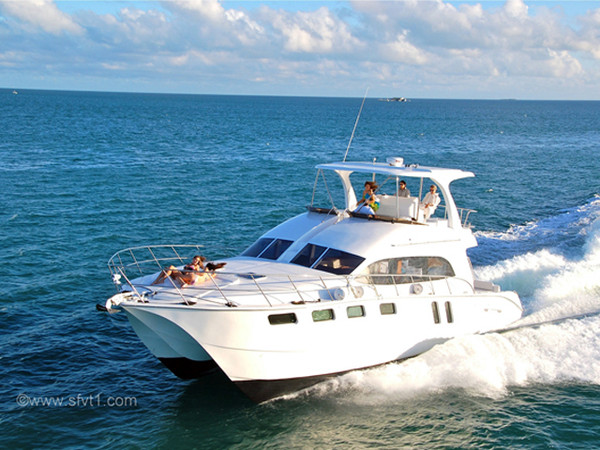 New Naval Cat Convertible Motor Yacht Motor Yacht For Sale