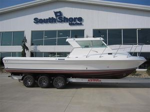 Used Sportcraft 30 HT Freshwater Fishing Boat For Sale