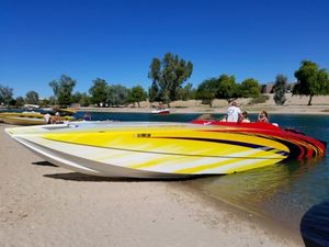 Used Skater 40 High Performance Boat For Sale