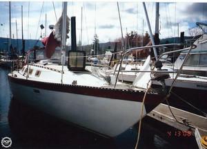 Used Lancer Boats 36 Sloop Sailboat For Sale