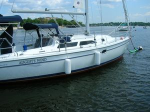 Used Catalina 28 MK II Sloop Sailboat For Sale