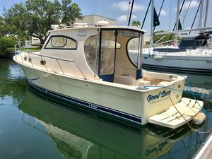 Used Mainship Rumrunner II Express Cruiser Boat For Sale