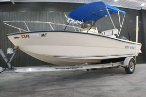 Used Keywest 1900 Sportsman Sports Fishing Boat For Sale