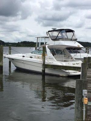 Used Sea Ray 33 Sundancer Express Cruiser Boat For Sale