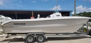 Used Twin Vee 26 Pro Power Catamaran Boat For Sale