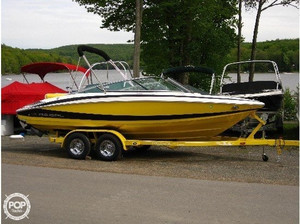 Used Regal 2100 Bowrider Boat For Sale