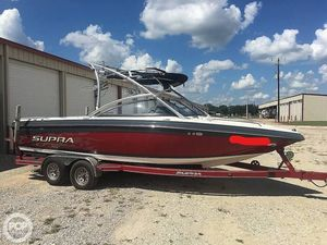 Used Supra 22 SSV Ski and Wakeboard Boat For Sale
