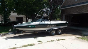Used Calabria 200 Brendella/ Calabria Ski and Wakeboard Boat For Sale