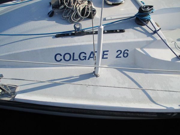 Used Sailboat Colgate Daysailer Sailboat For Sale