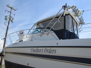 Used Glacier Bay Isle Runner 2670 Power Catamaran Boat For Sale