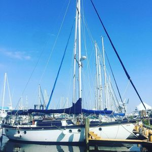 Used Young Sun Pilothouse Cutter Sailboat For Sale