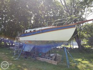 Used Golden Hind 31 Cutter Sailboat For Sale