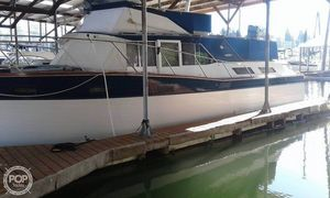 Used Pacemaker 40 Aft Cabin Boat For Sale