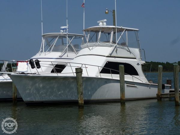 Used Onset Yachts 42 Sports Fishing Boat For Sale