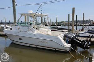 Used Aquasport 275 Explorer Tournament Master Walkaround Fishing Boat For Sale