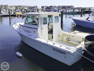 Used Steiger Craft 21 DV CHESAPEAKE PILOT HOUSE Pilothouse Boat For Sale
