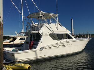 Used Hatteras 50 SF Sports Fishing Boat For Sale