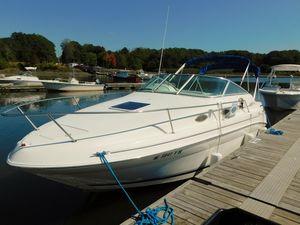 Used Sea Ray 24 Sundancer Cruiser Boat For Sale
