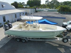 Used Cobia 277 Center Console Fishing Boat For Sale