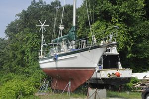 Used Cabo Rico Cutter Sailboat For Sale