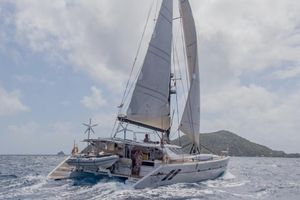 Used Knysna 500 Catamaran Sailboat For Sale