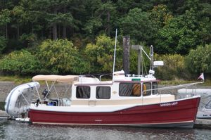 Used Ranger Tugs 27T Tug Boat For Sale
