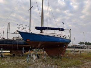 Used Atlantic Junk Rigged Cruiser Sailboat For Sale