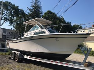 Used Grady-White 254 Sailfish Sports Fishing Boat For Sale