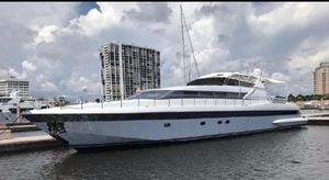 Used Mangusta Express Motor Yacht Motor Yacht For Sale