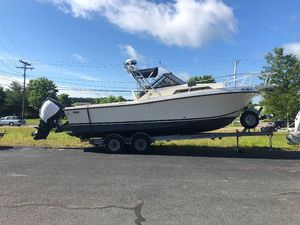 Used Mako 248 Saltwater Fishing Boat For Sale