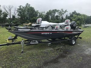 New Tracker Pro Team™ 175 TF Bass Boat For Sale