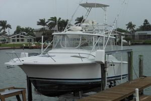 Used Luhrs 29 Tournament Saltwater Fishing Boat For Sale