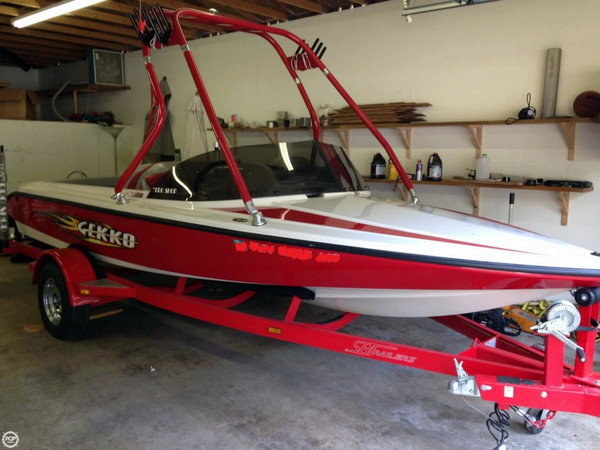 Used Gekko Sports GTS 20 Ski and Wakeboard Boat For Sale