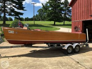 Used Chris-Craft Utility Deluxe #507 Antique and Classic Boat For Sale