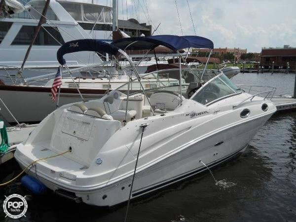 Used Sea Ray 240 Sundancer with Trailer Express Cruiser Boat For Sale