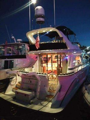 Used Prima Flybridge Sedan Motor Yacht For Sale