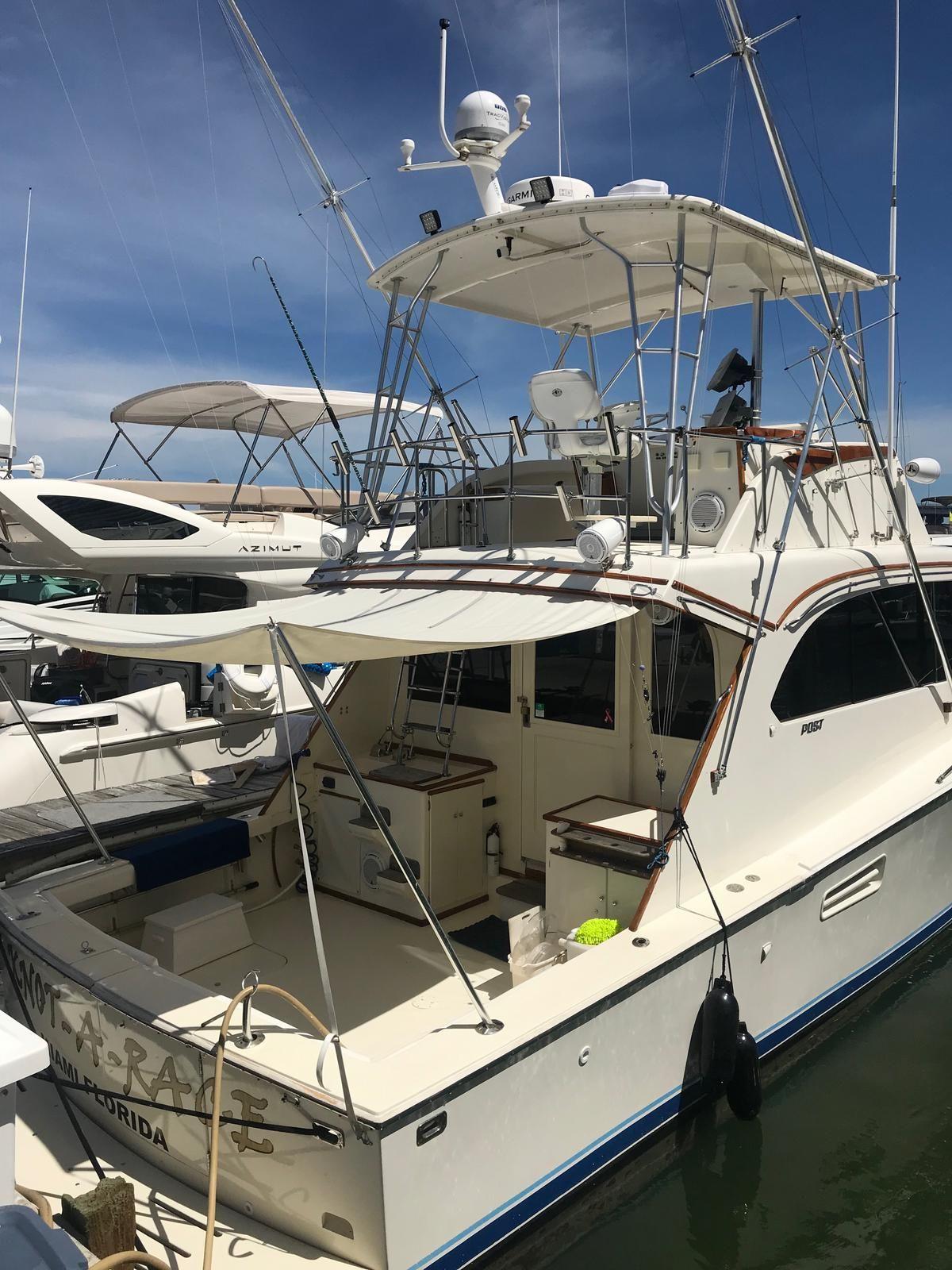 1986 Used Post Sport Fish Sports Fishing Boat For Sale 88 950 Miami Beach Fl Moreboats Com