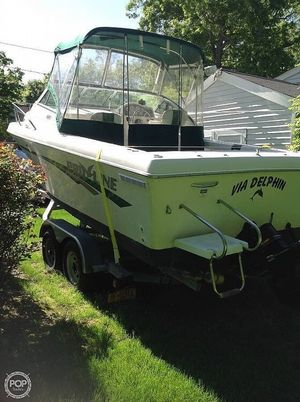 Used Pro-Line 220 Cuddy Fish Cruiser Boat For Sale