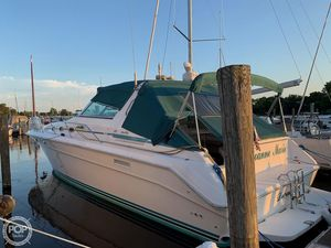 Used Sea Ray 440 Sundancer 2010 Iveco 370 TURBO Diesels Express Cruiser Boat For Sale