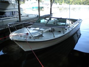 Used Lyman Cuddy Cabin Boat For Sale
