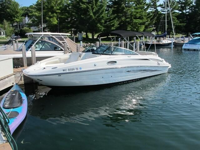 2013 Used Sea Ray 260 Sun Deck Bowrider Boat For Sale