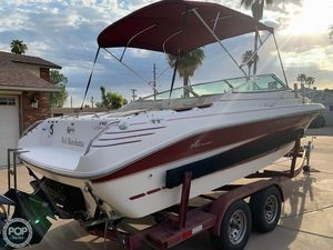 Used Sea Ray 240 Signature Overnighter Express Cruiser Boat For Sale