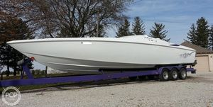 Used Baja 36 OUTLAW SST High Performance Boat For Sale