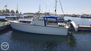 Used Albin 25 Deluxe Trawler Boat For Sale