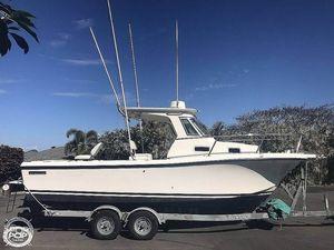 Used True World TF/24-2 Walkaround Fishing Boat For Sale