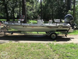 Used G3 18 CCT DLX Tunnel Bay Boat For Sale