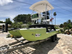 Used Catamaran Coaches 20 Full Custom Power Catamaran Boat For Sale