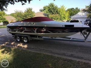 Used Carlson CSX 23 Walkaround Fishing Boat For Sale